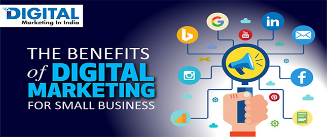 Benefit of Digital Marketing for Business